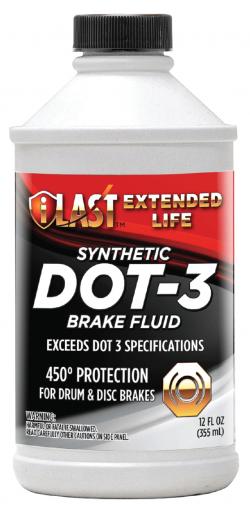 ILAST SYNTHETIC DOT 3 BRAKE FLUID