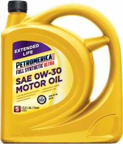 Petromerica 0W-30 Full Synthetic ULTRA Motor Oil