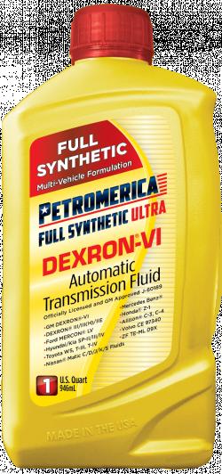 Petromerica Full Syn ULTRA DEXRON®-VI ATF