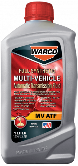 WARCO Full Syn ATF Multi-Vehicle