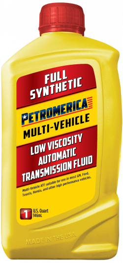 Petromerica Full Synthetic Multi-Vehicle Automatic Transmission Fluid