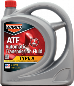 WARCO Type A Automatic Transmission Fluid