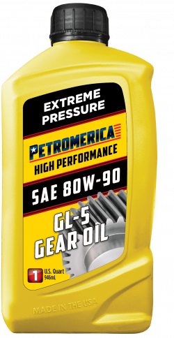 Petromerica 80W-90 Gear Oil