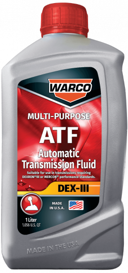 WARCO DEX-III Automatic Transmission Fluid