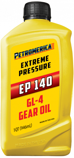 Petromerica 140 Gear Oil
