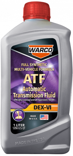 WARCO Dexron-VI Full Synthetic ATF