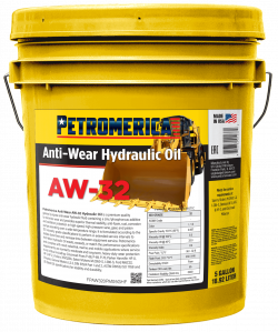 Petromerica AW-32 Anti Wear Hydraulic Oil