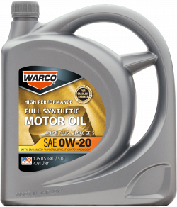 WARCO 0W-20 Full Synthetic Motor Oil
