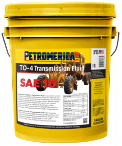 Petromerica 10 TO-4 Transmission Fluid