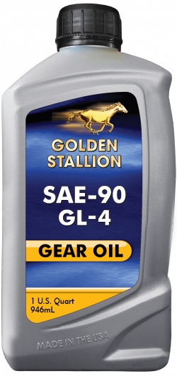 Golden Stallion SAE-90 Gear Oil