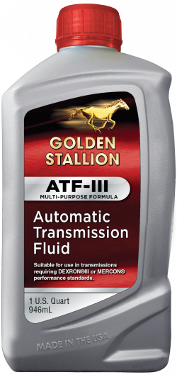 GOLDEN STALLION AUTOMATIC TRANSMISSION FLUID