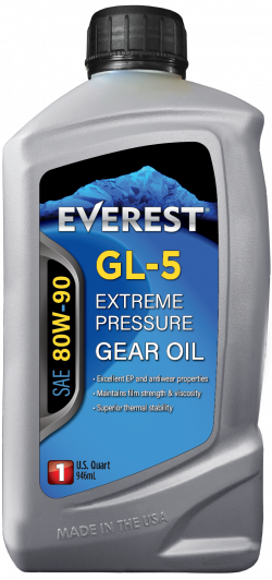 Everest 80W-90 GL-5 GEAR OIL