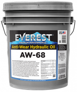 Everest AW-68 Hydraulic Fluid