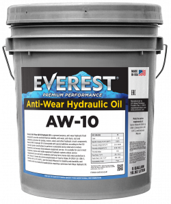 Everest AW-10 Hydraulic Fluid