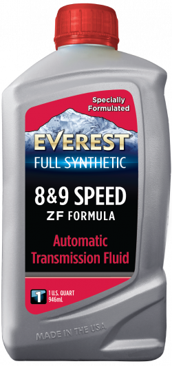 Everest Full Synthetic ZF Automatic Transmission Fluid