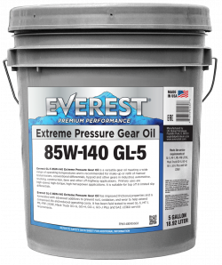 Everest 85W-140 GL-5 GEAR OIL