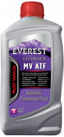 Everest Full Synthetic Multi-Vehicle Automatic Transmission Fluid
